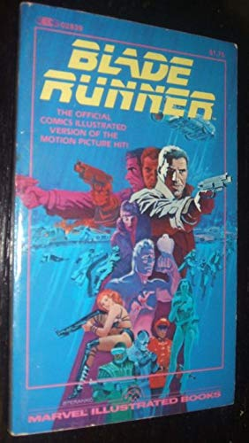 Blade Runner (The Official Comics Illustrated Version): Philip K. Dick