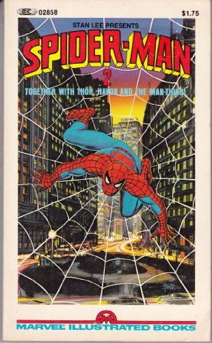 9780939766130: Stan Lee Presents Spider-man 2 (Together with Thor, Havok and the Man-Thing!)