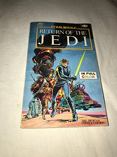 9780939766581: Star Wars: Return of the Jedi (The Official Comics Version)
