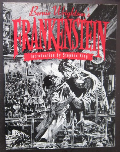 Mary Wollstonecraft Shelley's Frankenstein (A Marvel Illustrated: Mary Wollstonecraft Shelley