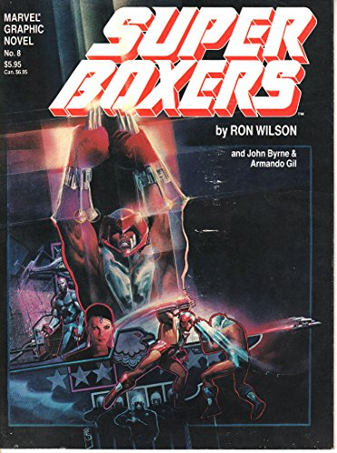 9780939766772: Super boxers (Marvel graphic novel)