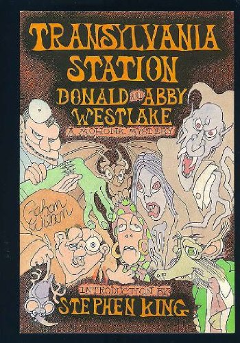 Transylvania Station. A Mohonk Mystery: Donald and Abby