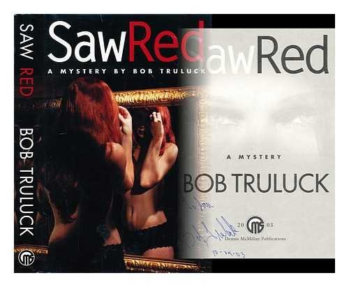9780939767458: Saw Red: A Mystery