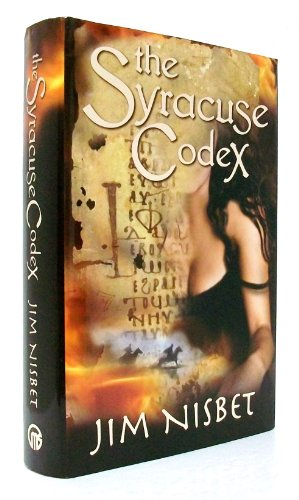 The Syracuse Codex (DOUBLY SIGNED ) (FIRST ED.--1ST PRINTING): Jim Nisbet