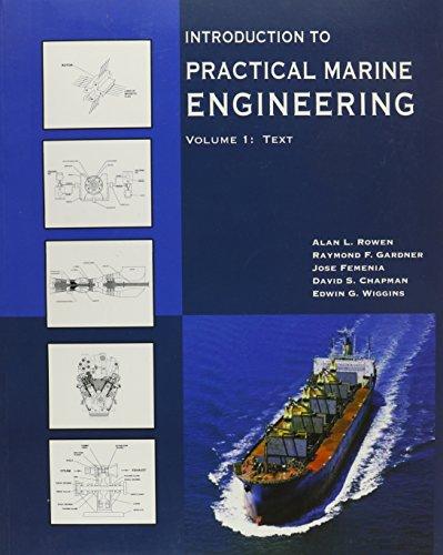9780939773480: Introduction to Practical Marine Engineering (Vol. I&II)