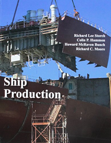 9780939773572: Ship Production (Soft-Cover)
