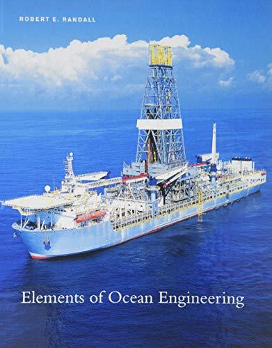 9780939773770: Elements of Ocean Engineering