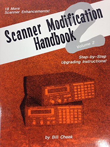 9780939780143: Scanner Modification Handbook, Volume 2: Step-by-Step Upgrading Instructions