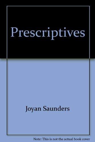 9780939784080: Prescriptives