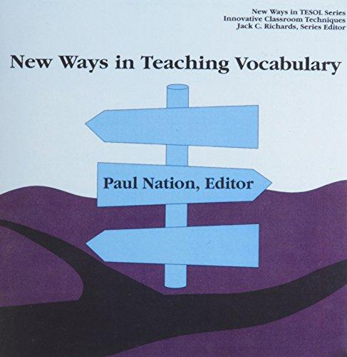 9780939791576: New Ways in Teaching Writing (New Ways in TESOL Series)