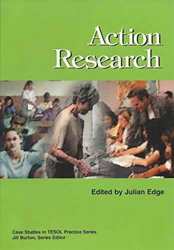 9780939791927: Action Research (Case Studies in Tesol Practice Series)