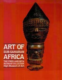 9780939802258: Art of Sub-Saharan Africa: The Fred and Rita Richman Collection