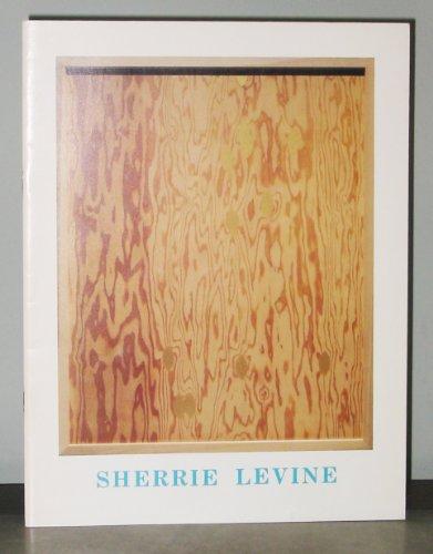 Art at the Edge: Sherrie Levine, Susan Krane, Phyllis Rosenzweig