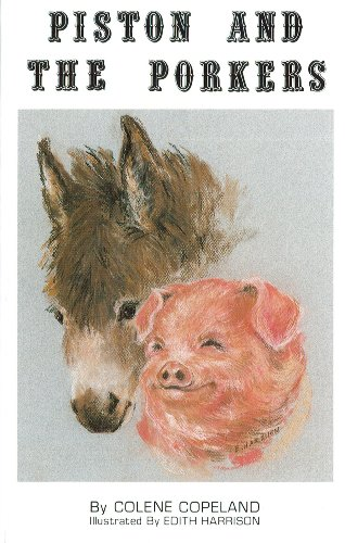 Piston and the Porkers (SIGNED): Colene Copeland