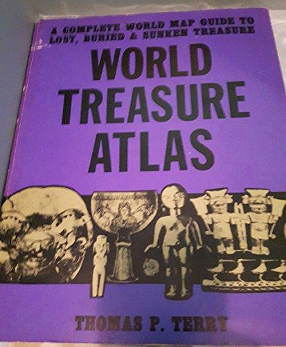 9780939850013: World Treasure Atlas