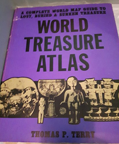 9780939850013: World Treasure Atlas