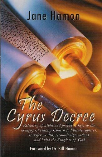 The Cyrus Decree: Jane Hamon