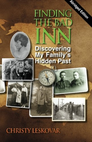 9780939872169: Finding the Bad Inn: Discovering My Family's Hidden Past (Abridged Edition)