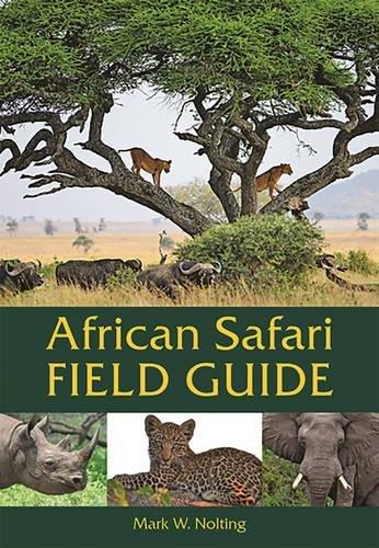 9780939895229: African Safari Field Guide