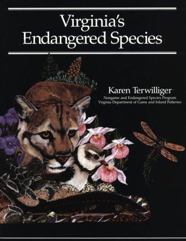 9780939923175: Virginia's Endangered Species