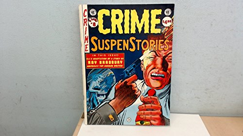 Crime SuspenStories (EC Classics, #8)
