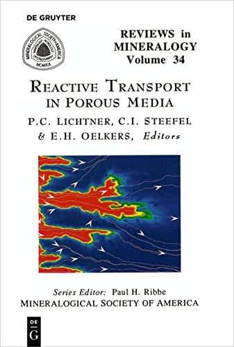 9780939950423: 34: Reactive Transport in Porous Media (Reviews in mineralogy)