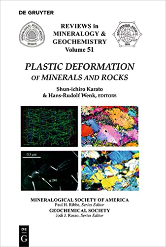 9780939950638: Plastic Deformation Of Minerals And Rocks