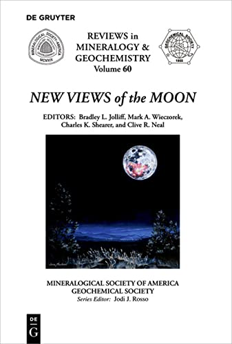 9780939950720: New Views of The Moon (Reviews in Mineralogy and Geochemistry)