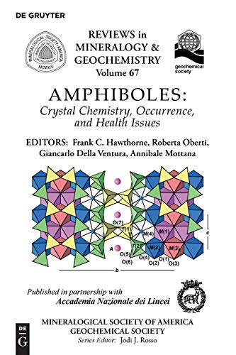 9780939950799: AMPHIBOLES: Crystal Chemistry, Occurrence, and Health Issues, Rimg