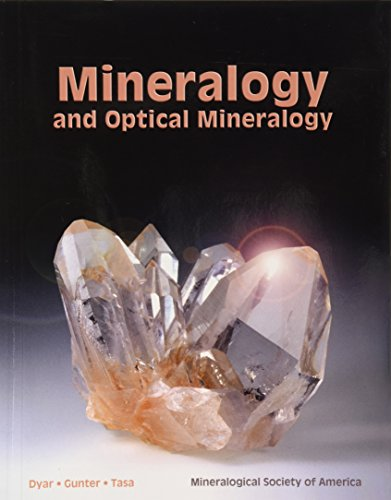 9780939950812: Mineralogy And Optical Mineralogy