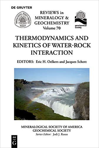 9780939950843: Thermodynamics and Kinetics of Water-rock Interaction