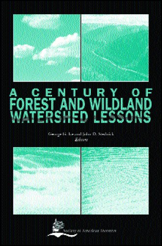 9780939970889: A Century Of Forest And Wildland Watershed Lessons