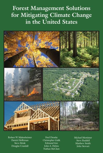 9780939970964: Forest Management Solutions for Mitigating Climate Change in the United States