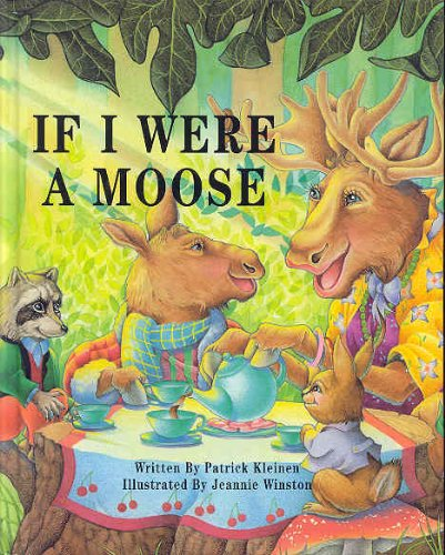 IF I WERE A MOOSE: Kleinen, Patrick