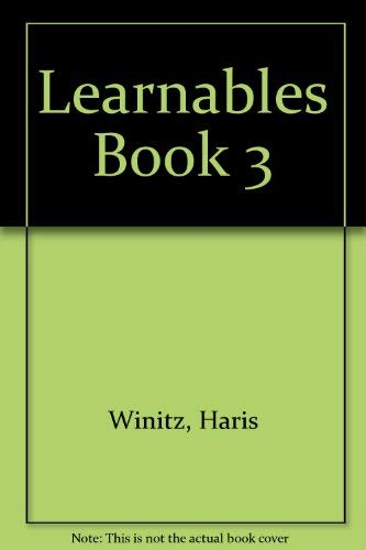 Learnables Book 3: Winitz, Harris