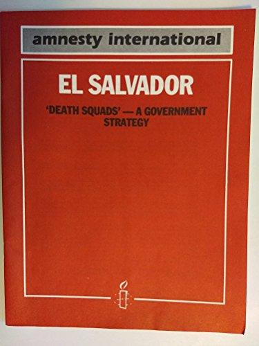 9780939994403: El Salvador Death Squads: A Government Strategy