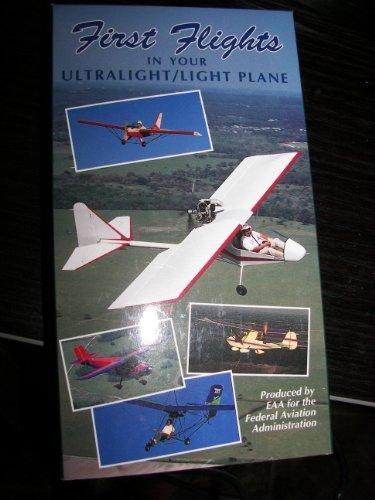 9780940000629: First Flights in Your Ultralight/Light Plane VHS NTSC