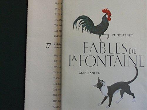 Fables de La Fontaine.: Marie Angel) LA FONTAINE, Jean de.