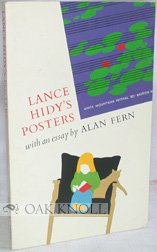Lance Hidy's Posters: Designs, Personal & Public: Hidy, Lance; Fern,