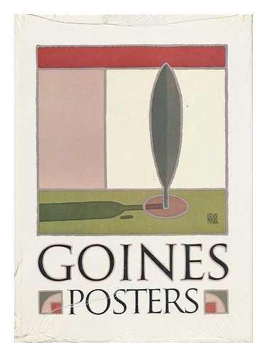 Goines Posters: Goines, David Lance