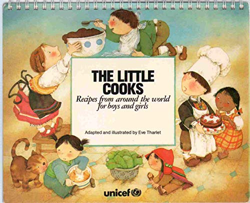 9780940065994: The Little Cooks:Recipes from around the world for boys and Girls