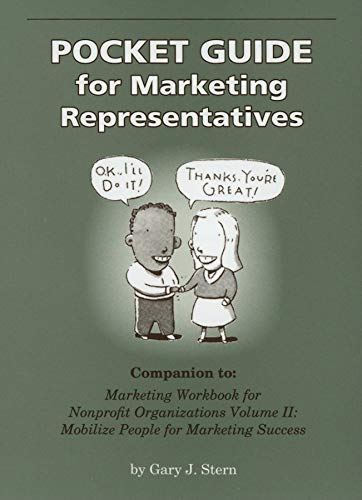 9780940069114: Pocket Guide for Marketing Representatives