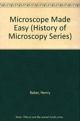 9780940095038: The Microscope Made Easy: The Description and Manner of Using Mr. Wilson's Set of Pocket Microscopes (History of Microscopy Series)
