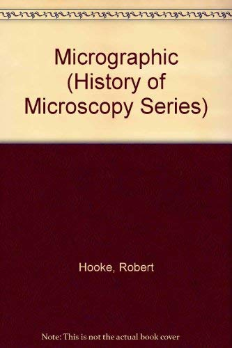 9780940095076: Micrographia (History of Microscopy Series)