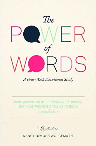 The Power of Words: Nancy DeMoss Wolgemuth