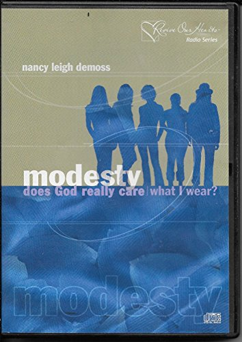 9780940110724: Modesty - Does God Really Care What I Wear?