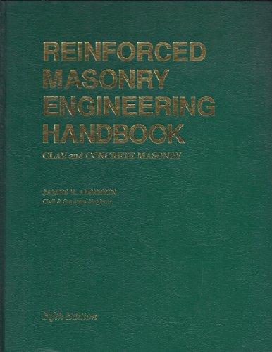 9780940116207: Reinforced masonry engineering handbook: Clay and concrete masonry