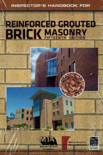 9780940116559: Inspector's Handbook for Reinforced Grouted Brick