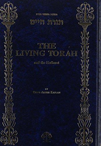 Living Torah Kaplan, Aryeh