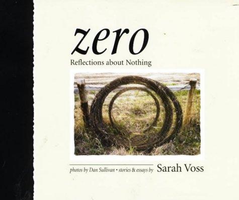 Zero: Voss, Sarah *Author SIGNED/INSCRIBED!*